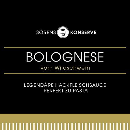 Wildschwein-Bolognese (360g)