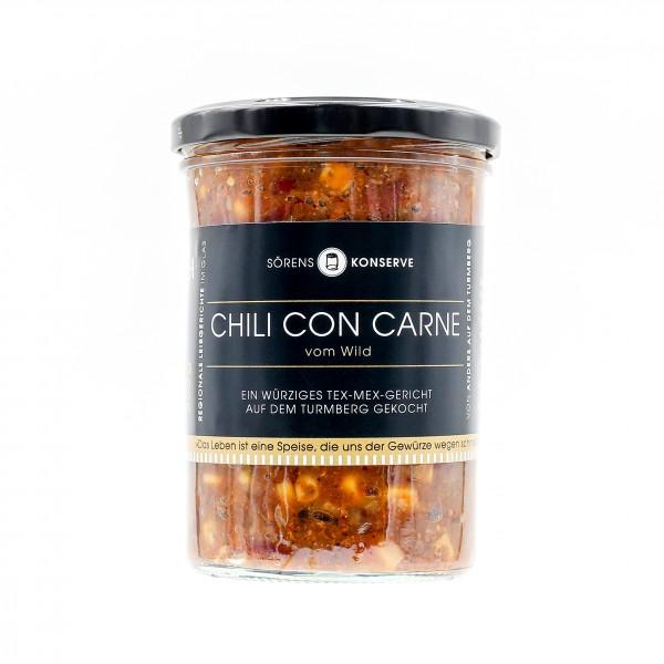 Chili con Carne vom Wild (350g)