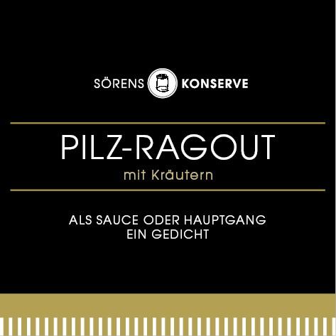 Pilz-Ragout (400g)