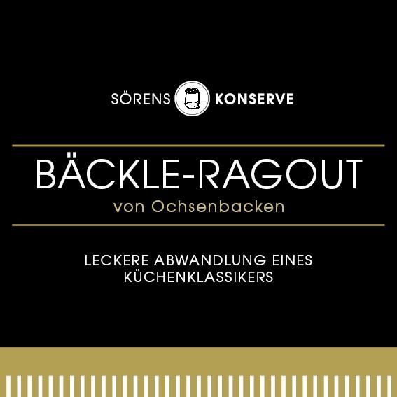 Bäckle-Ragout (400g)