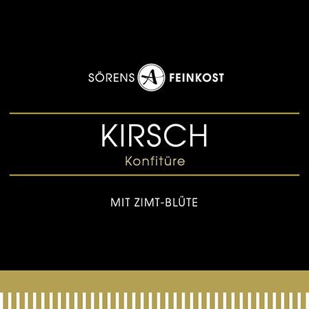 Kirsch Konfitüre (200g)