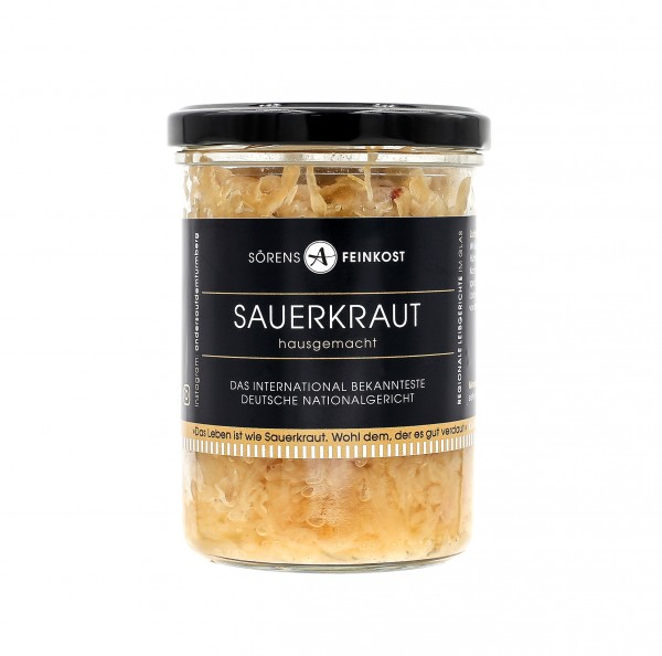 Sauerkraut (400g)