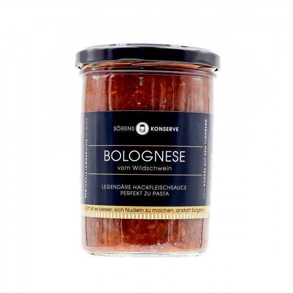 Wildschwein-Bolognese (410g)