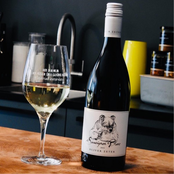 Sauvignon Blanc, Weingut Zeter (0,75l)