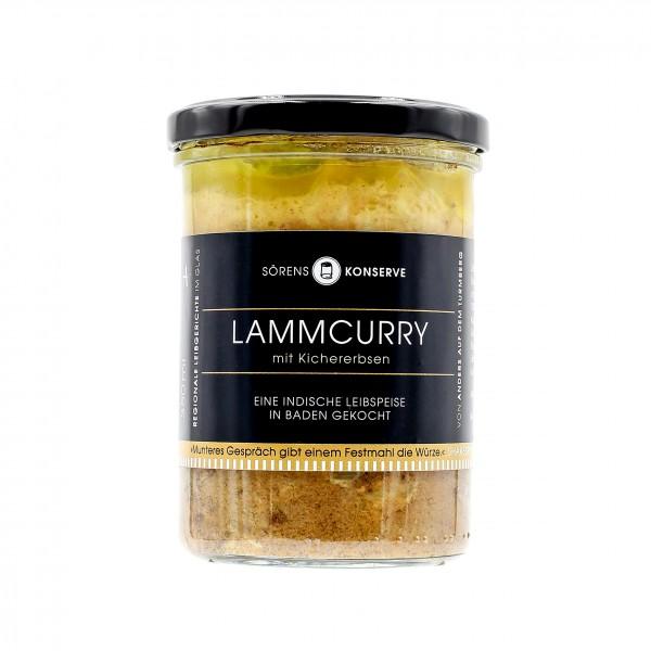 Lammcurry (400g)