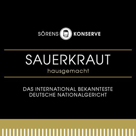 Sauerkraut (370g)